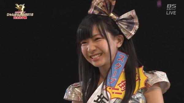 じゃんけん大会2015SKE48入場シーン031