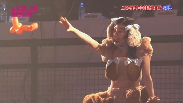 AKB48SHOW紅白潜入レポート13