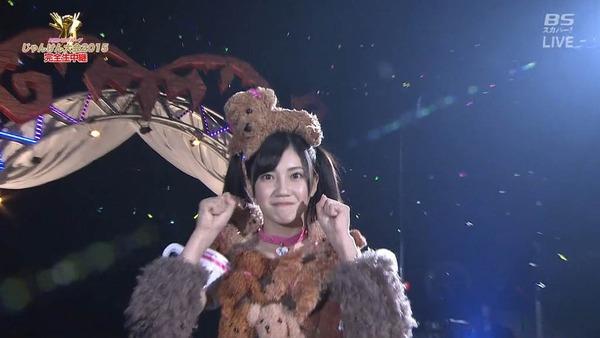 じゃんけん大会2015SKE48入場シーン052