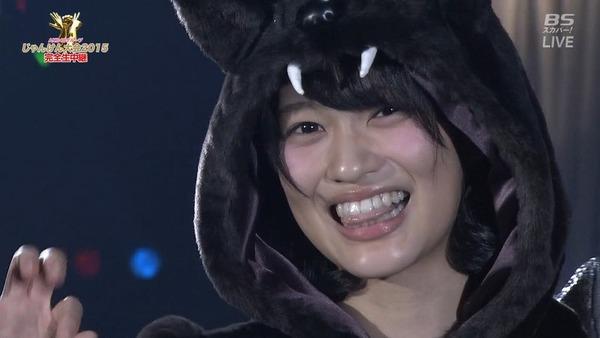 じゃんけん大会2015SKE48入場シーン048