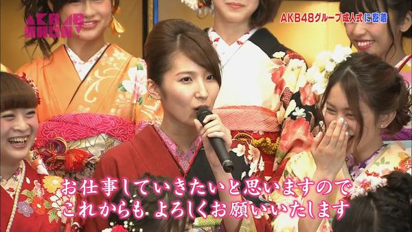 AKB48SHOW紅白潜入レポート36