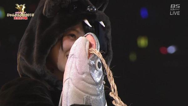じゃんけん大会2015SKE48入場シーン056