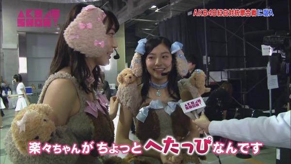 AKB48SHOW紅白潜入レポート07