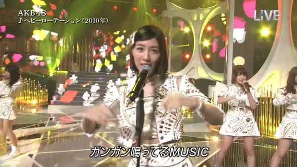 MUSICDAY松井珠理奈松井玲奈009