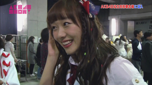 AKB48SHOW紅白潜入レポート16