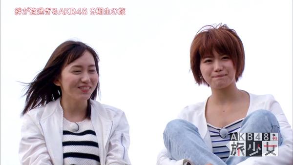 大場美奈山内鈴蘭AKB48旅少女010