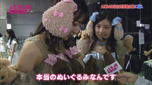 AKB48SHOW紅白潜入レポート05