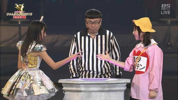 じゃんけん大会2015SKE48入場シーン039