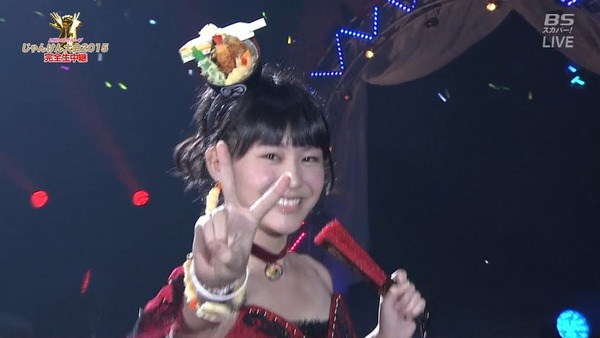 じゃんけん大会2015SKE48入場シーン013