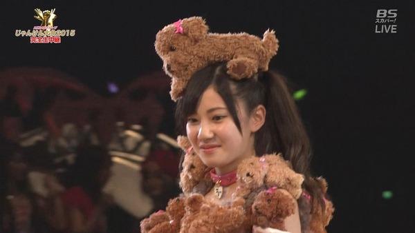 じゃんけん大会2015SKE48入場シーン060