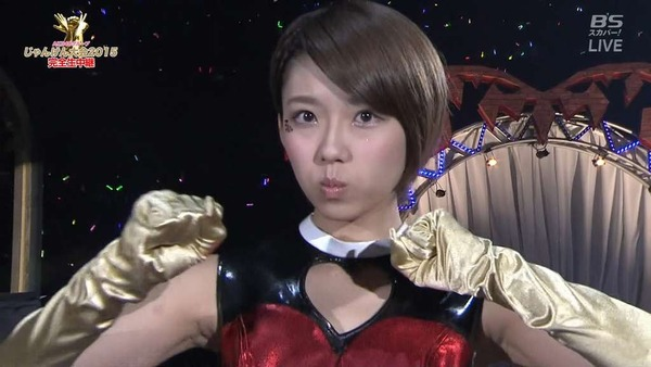 じゃんけん大会2015SKE48入場シーン004