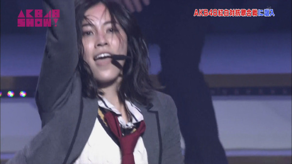 AKB48SHOW紅白潜入レポート58
