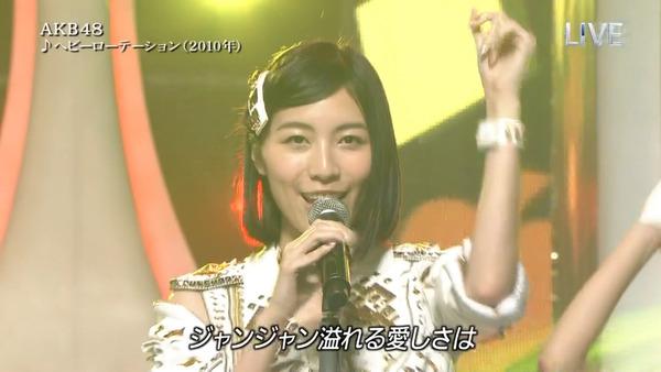 MUSICDAY松井珠理奈松井玲奈015