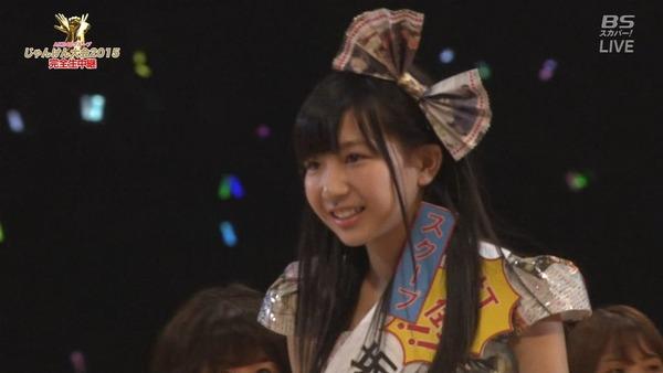 じゃんけん大会2015SKE48入場シーン030