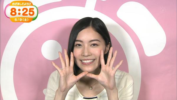 松井珠理奈めざましどようびじゃんけん025