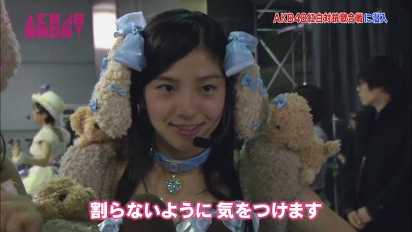 AKB48SHOW紅白潜入レポート09