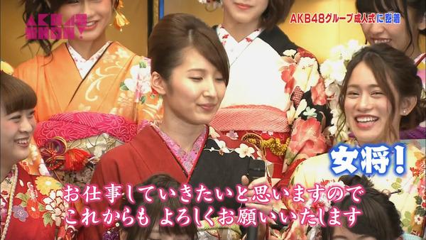 AKB48SHOW紅白潜入レポート37