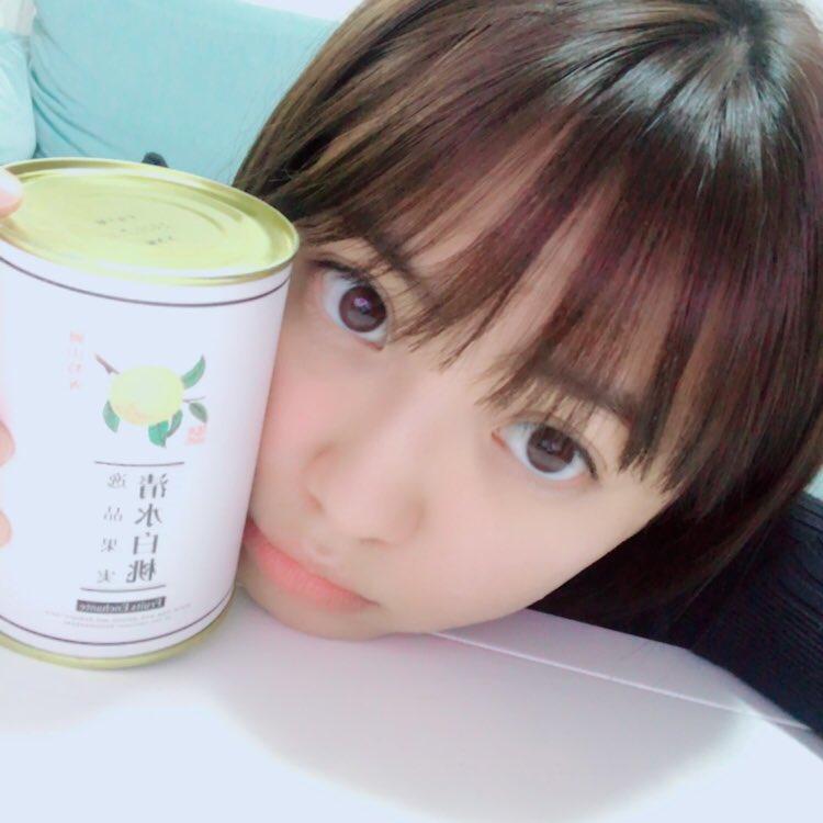 【エンタメ画像】木﨑ゆりあ「桃の缶詰食べたいんだけど家に缶切りがありません!!どうやって開けて食べたらいいですか?」