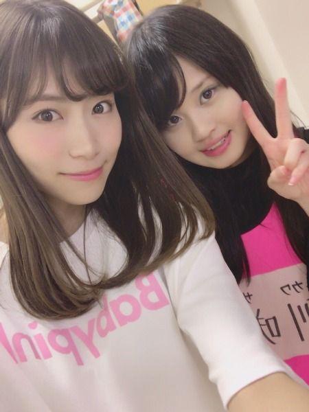 石川咲姫「真那さんと理沙子さんが卒業する前にアンダー出たいんです」