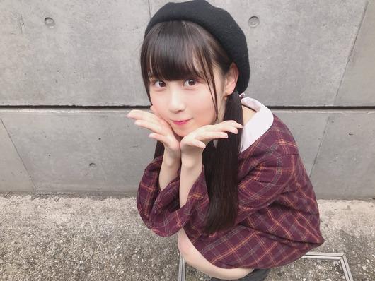 井上瑠夏ちゃんって可愛いな