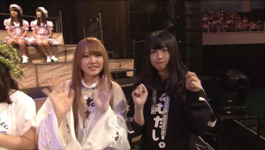 【悲報】じゃんけん大会 SKE48 早々と終戦……