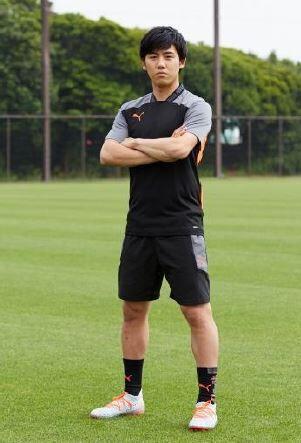 SKEが所属するゼスト、VfBシュツットガルトの遠藤航選手とマネジメント契約