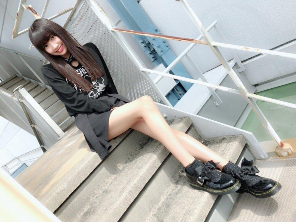 【エンタメ画像】野村実代は将来ファッションモデル目指してるだけあってstyleがいいな