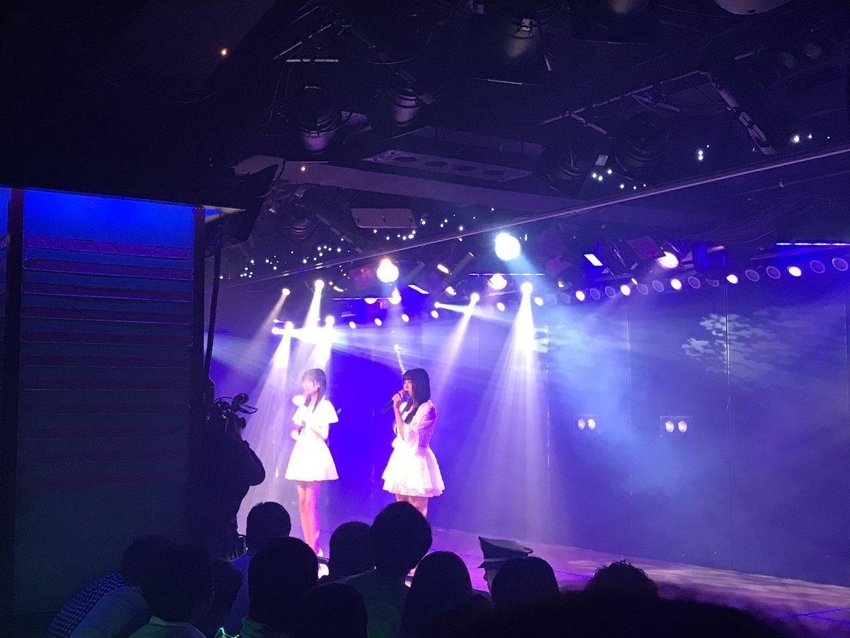 【エンタメ画像】【同期の絆】SKE菅原茉椰ちゃんが野村奈央ちゃんの卒業公演に行っていた!
