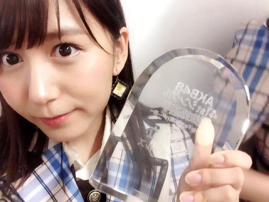 【エンタメ画像】大場美奈の27位ってぶっちゃけ驚いたよな