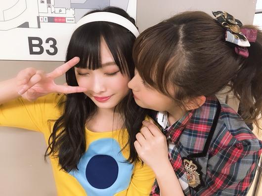 大場美奈「最近SKE4の中で話題の可愛い子が居まして…」