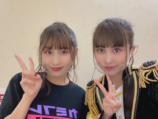 元AKB48 金澤有希(S☆G)×カミフレメンバー
