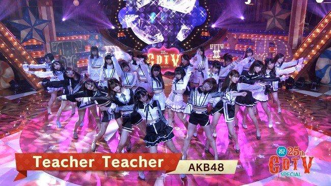 【エンタメ画像】総選挙シングル『Teacher Teacher』劇場盤 SKE48メンバーの部数