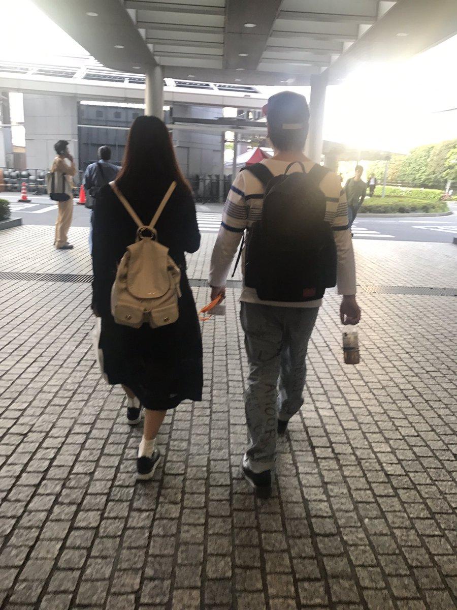 【エンタメ画像】【大炎上。?】SKE松村香織、男と真昼日中から堂々赤坂デート。。