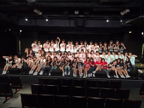 【エンタメ画像】大場美奈「SKE48に関わる全ての人は優しいのです(*^^*)」
