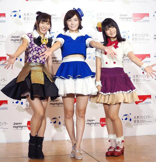 【エンタメ画像】松井珠理奈は「SKEは勢いがあると言ってもらえて今年はチャンスなんじゃないかな!愛知代表として紅白に出られたら」