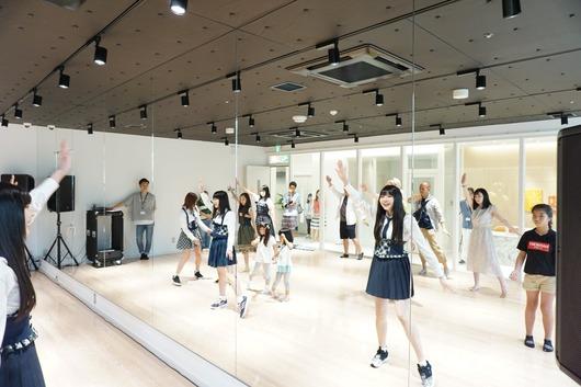ゼスト エンタテインメント スクール完成記念イベントの模様7