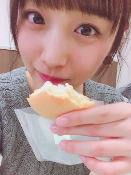 【エンタメ画像】鎌田菜月、食欲の鬼となる☆