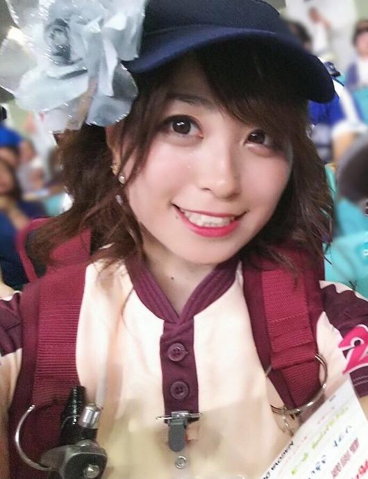 元SKE48の中村優花がエントリー『Miss of Miss CAMPUS QUEEN CONTEST 2019』明日から投票開始
