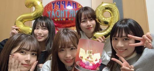 『来年は誰とお祝い?』松村香織 SKE48として迎える最後の誕生日