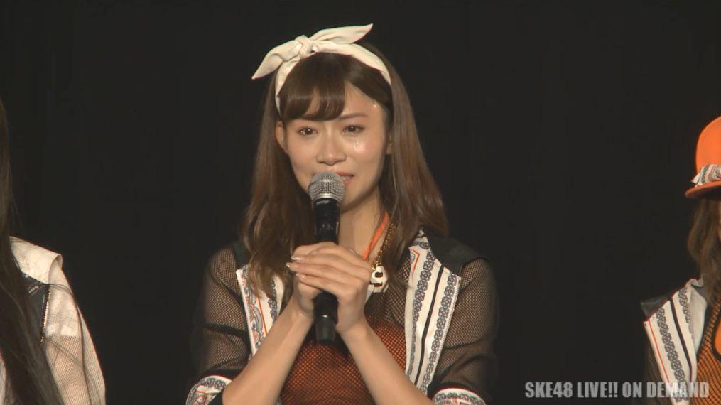 【エンタメ画像】SKE48後藤理沙子卒業☆