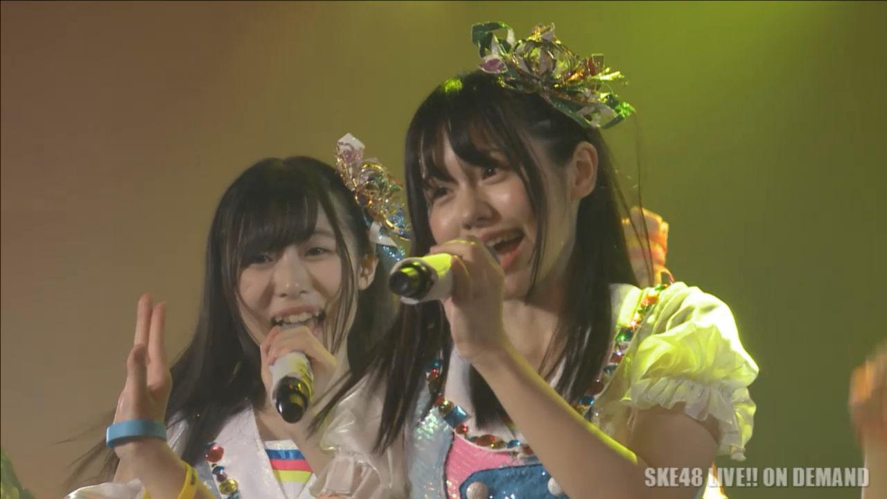 【エンタメ画像】SKE48のフラッグシップの話
