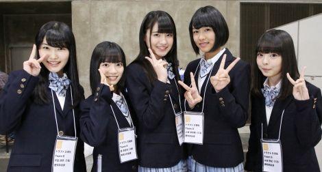 5/29(火) 「青春ガールズ」公演でドラフト3期生が揃い踏み