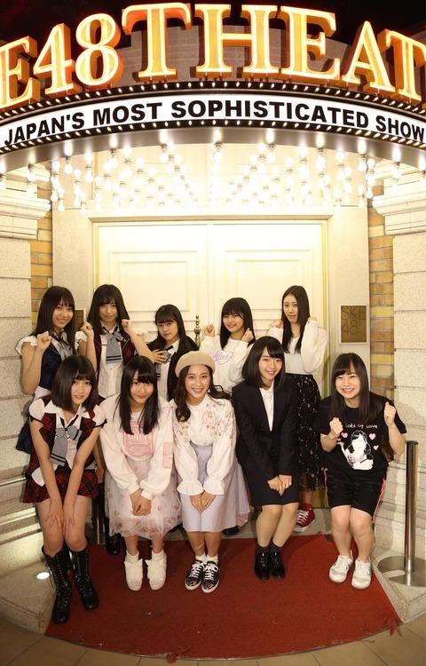 【悲報】なぜか松井珠理奈だけSKE劇場ではなくAKB劇場で立候補