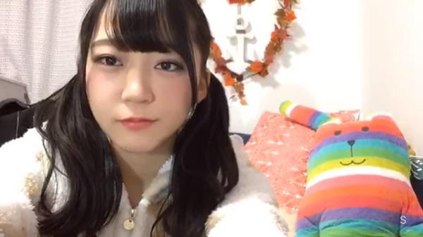 【動画】20181118 SHOWROOM 「土路生優里STU48」@AKB48グループメンバー 個人配信
