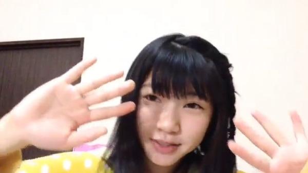【動画】20170323朝 SHOWROOM 「横道侑里AKB48 チーム8」@AKB48グループメンバー 個人配信