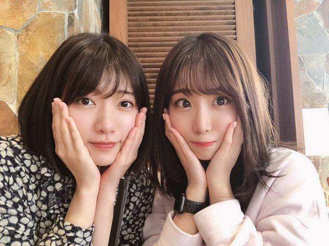 柴田阿弥と小林亜実が近況報告!