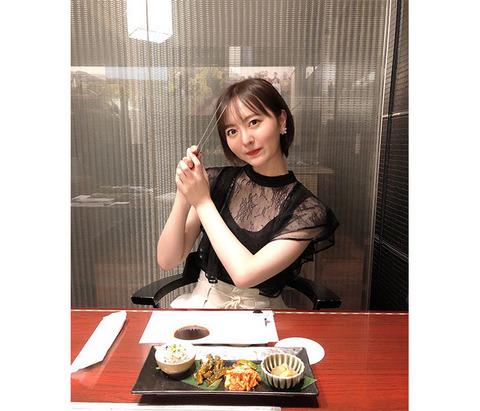 【画像】 HKT48 森保まどか、彼女感溢れる焼き肉デート風ショット公開 絶賛の声!