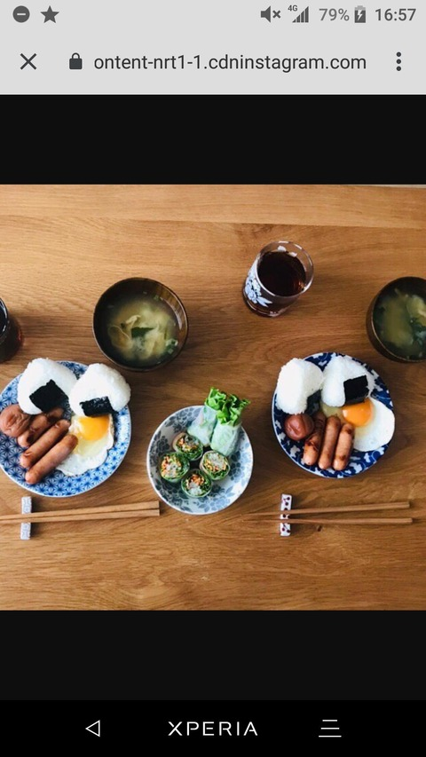 【良女】ゆいはんが作ったとされる朝食が実にウマそうな件