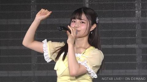 新生NGTのセンターは清司麗菜「私で大丈夫かなとプレッシャーもありました。ゼロからNGT48公演を作り上げていきたいと思います」