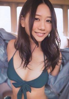 SKE48 古畑奈和 水着画像 (14)